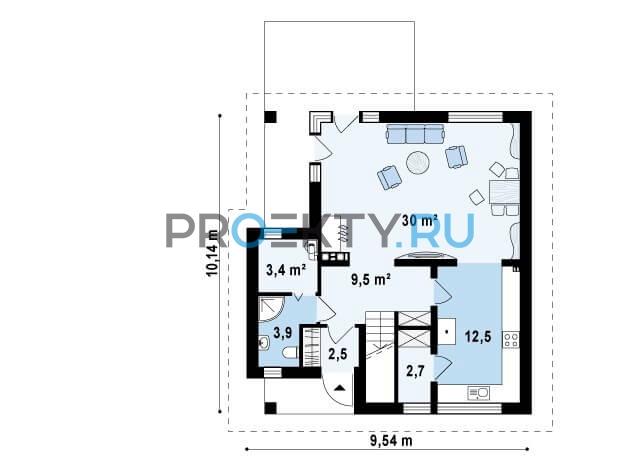 План проекта Z134