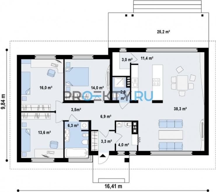 План проекта Z140 - 1
