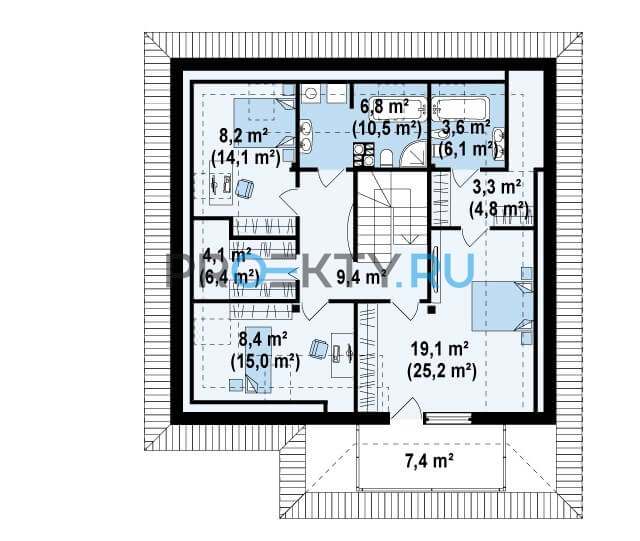 План проекта Z143