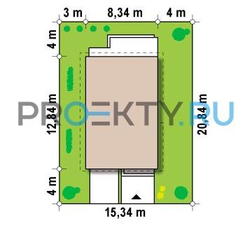 План проекта Z154