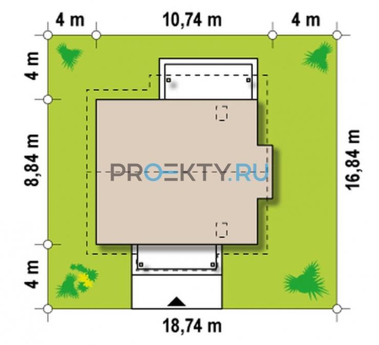 План проекта Z162