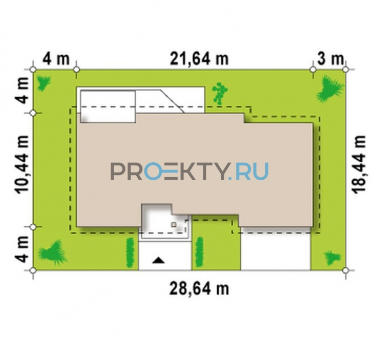 План проекта Z167