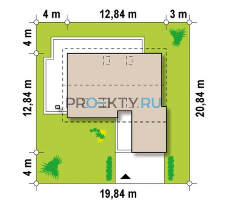 План проекта Z168 - 3