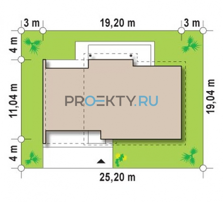 План проекта Z182