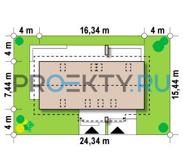 План проекта Z184 - 3