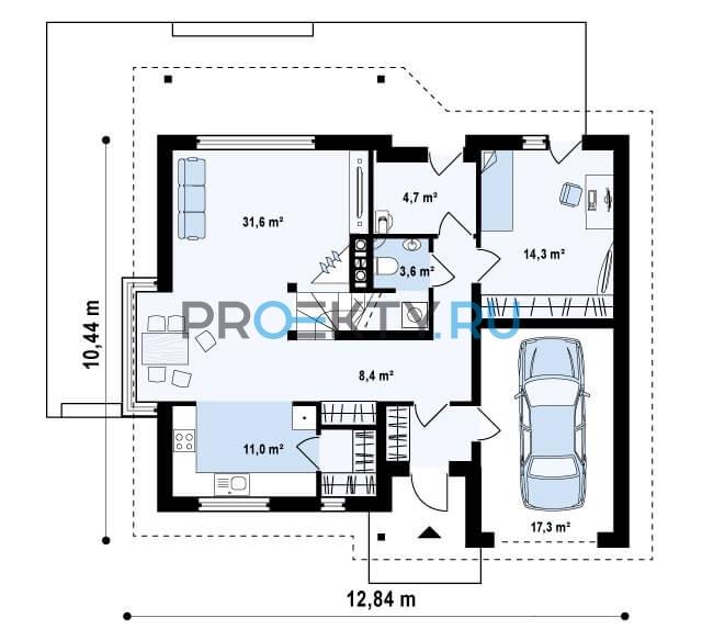 План проекта Z186