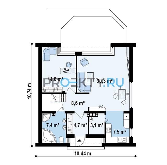 План проекта Z218