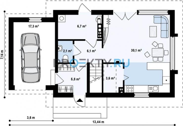 План проекта Z227