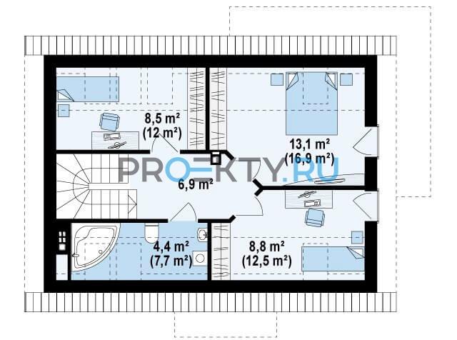План проекта Z233