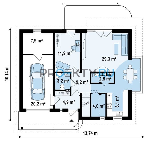 План проекта Z234