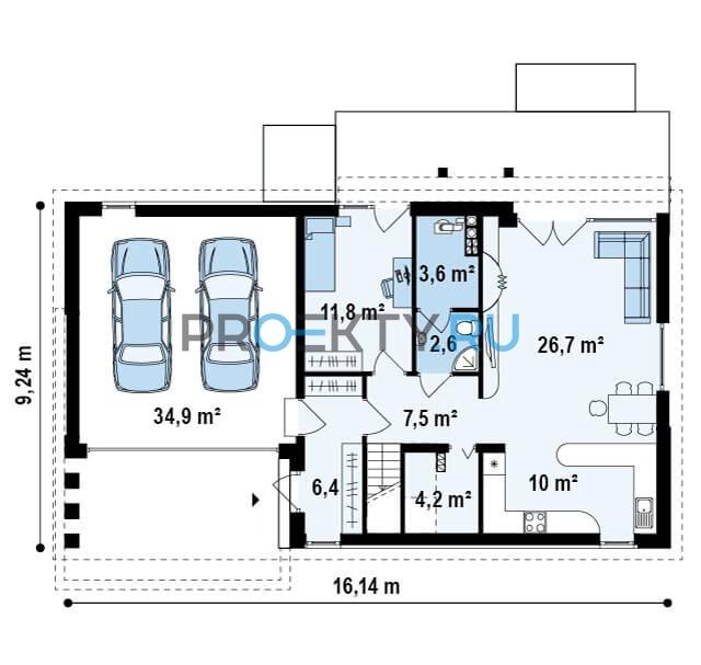 План проекта Z238