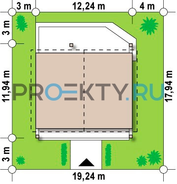 План проекта Z242