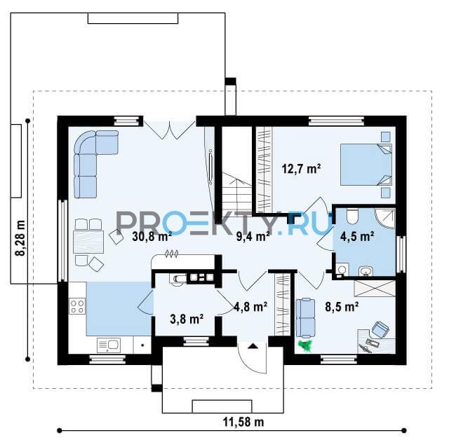 План проекта Z244