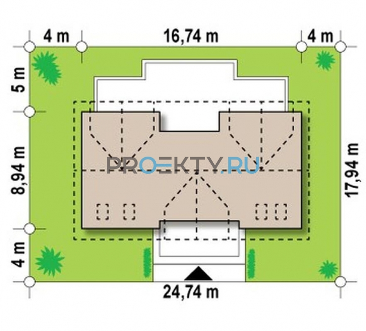 План проекта Z247