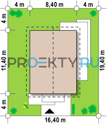 План проекта Z254