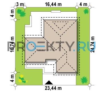 План проекта Z285