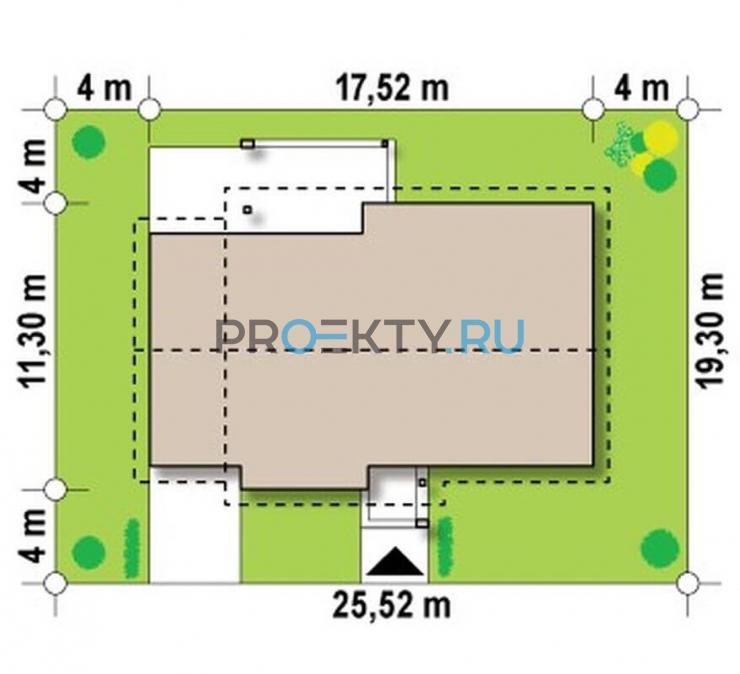 План проекта Z287
