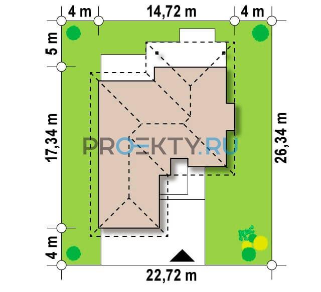 План проекта Z289