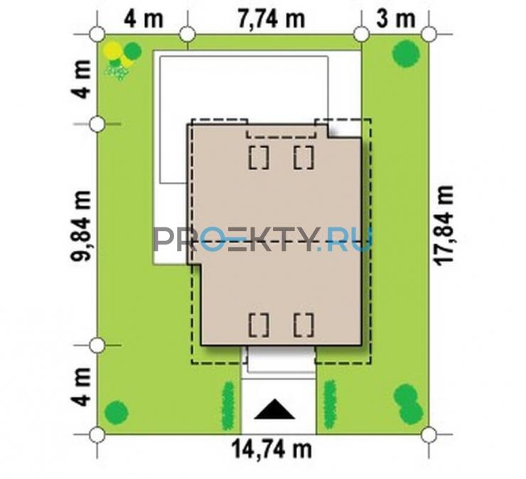 План проекта Z290