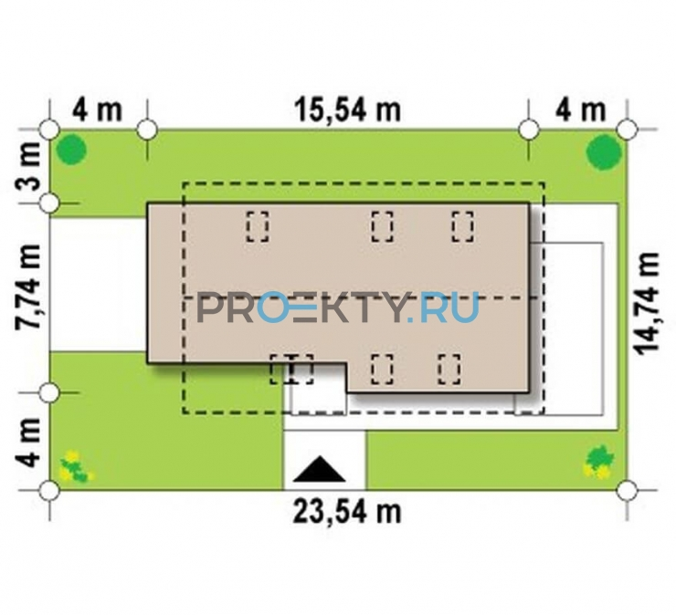 План проекта Z292