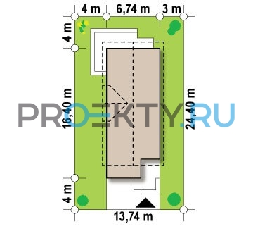 План проекта Z293