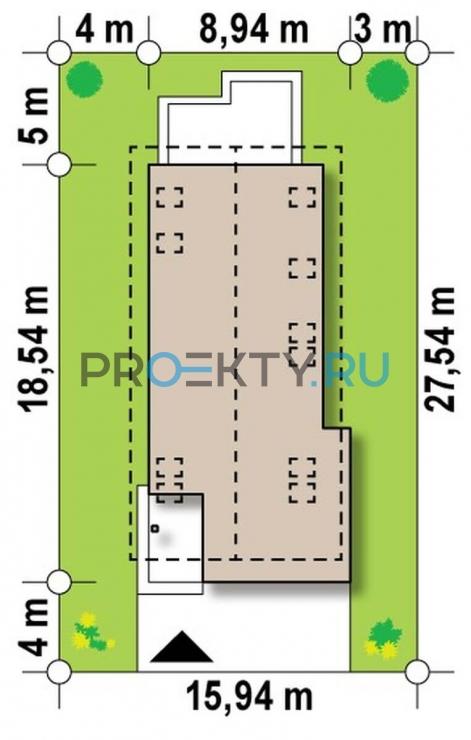 План проекта Z294