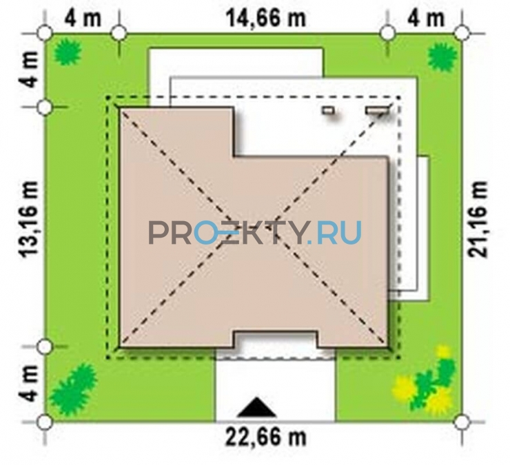 План проекта Z321