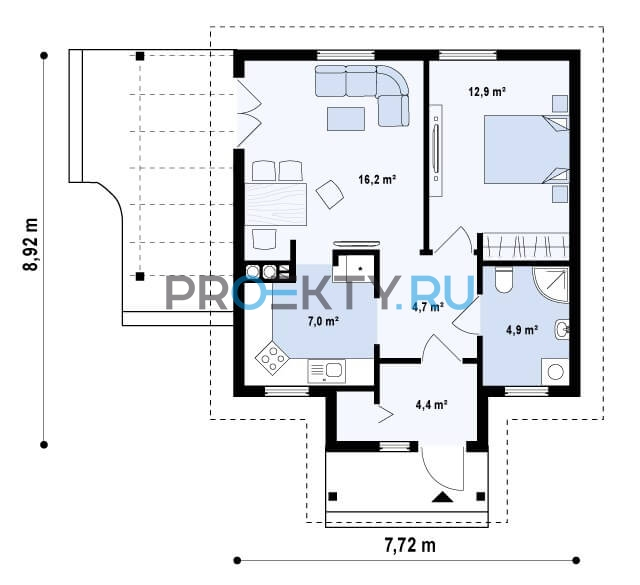 План проекта Z73 - 1