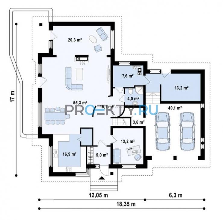 План проекта Z76 - 1