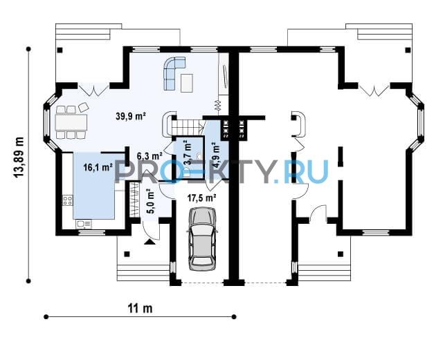 План проекта Zb1