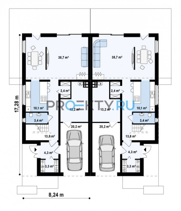 План проекта Zb8 - 1
