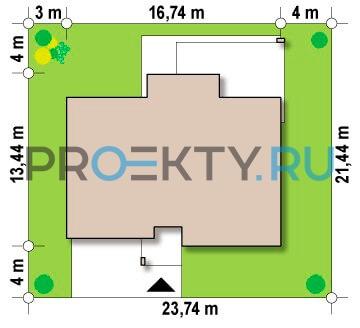 План проекта Zx104