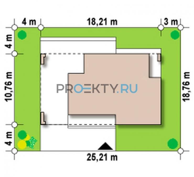 План проекта Zx117