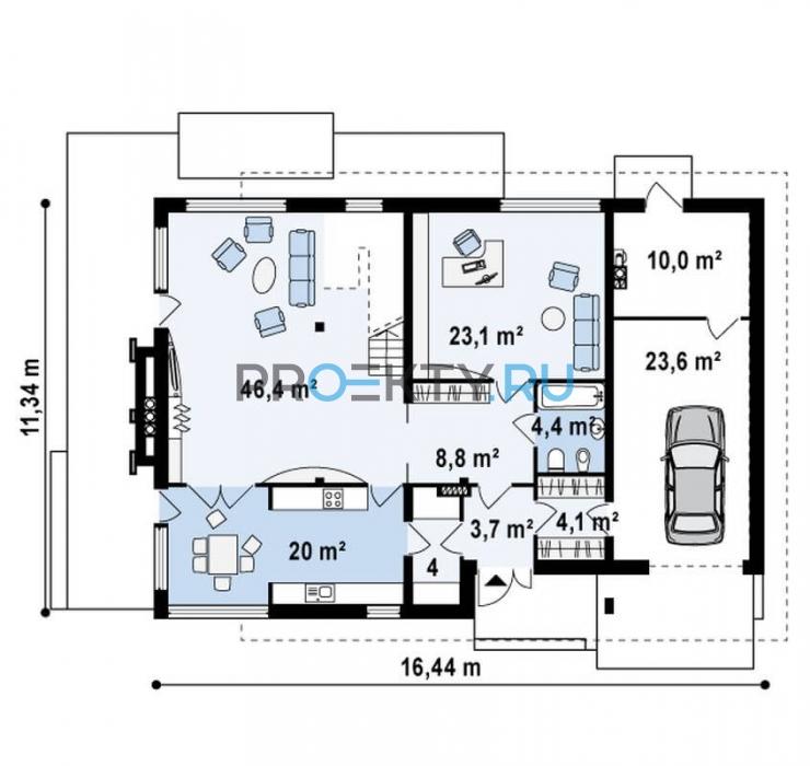План проекта Zx21 - 1