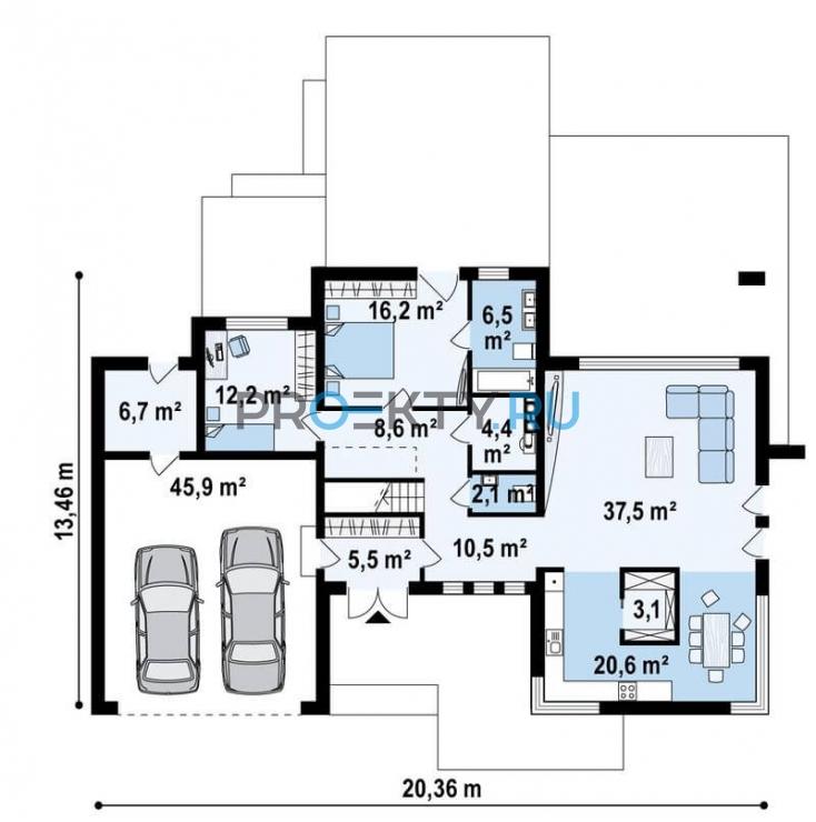 План проекта Zx22 - 1