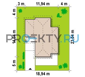 План проекта Zx25