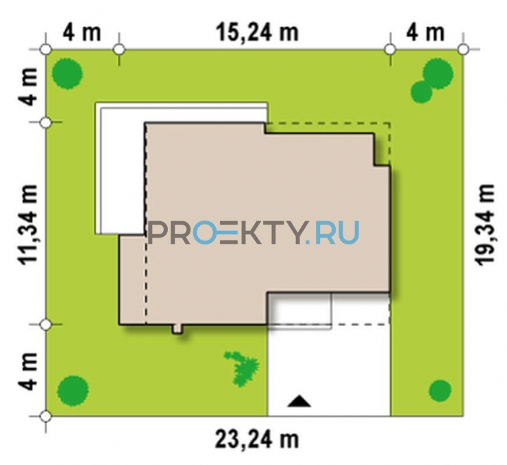 План проекта Zx39