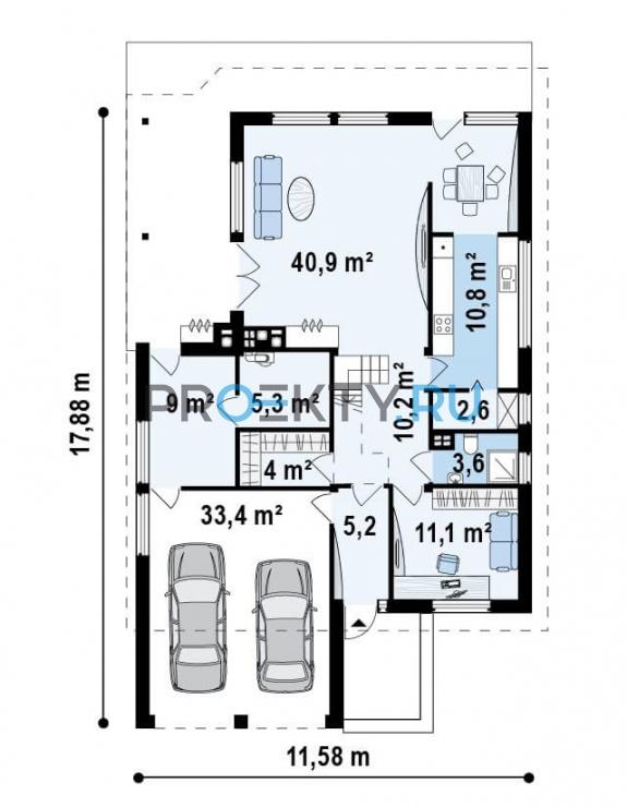 План проекта Zx50
