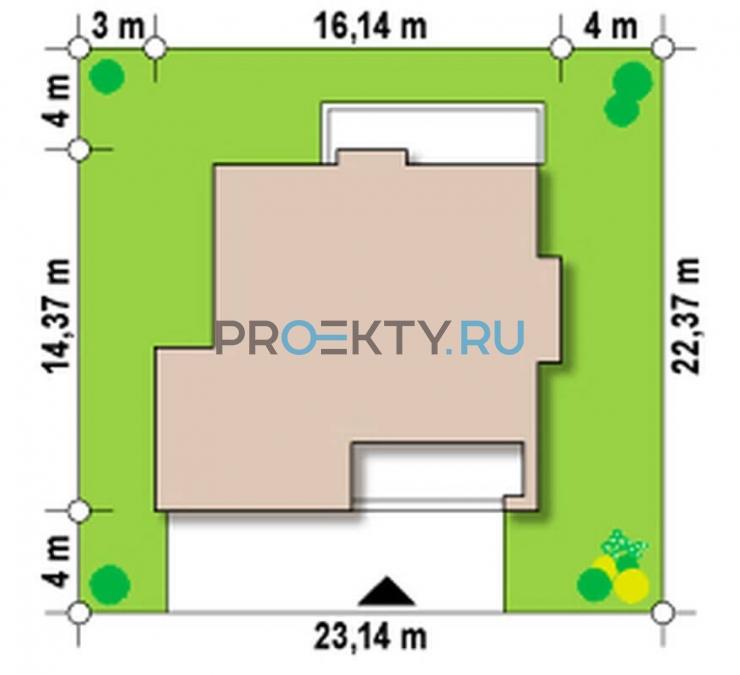 План проекта Zx62