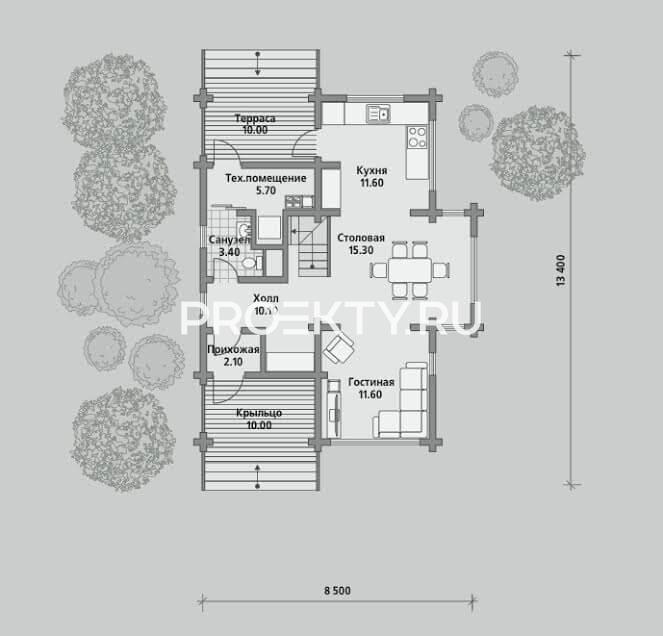 План проекта Б 153