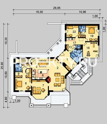План проекта LK&713