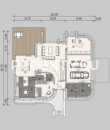 План проекта LK&907
