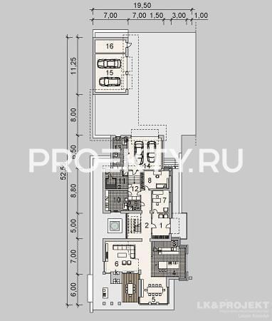 План проекта LK&990