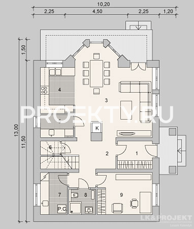 План проекта LK&1122
