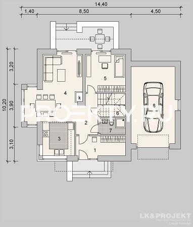 План проекта LK&1130
