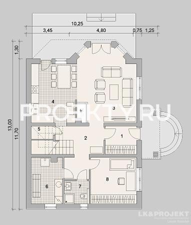 План проекта LK&731