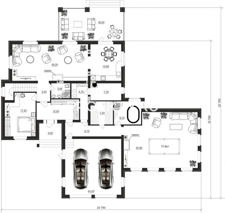 План проекта 83-73