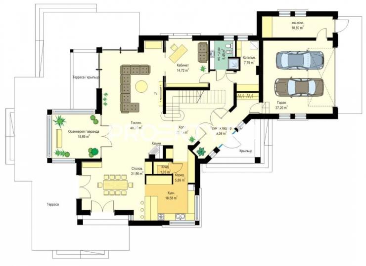 План проекта Малибу