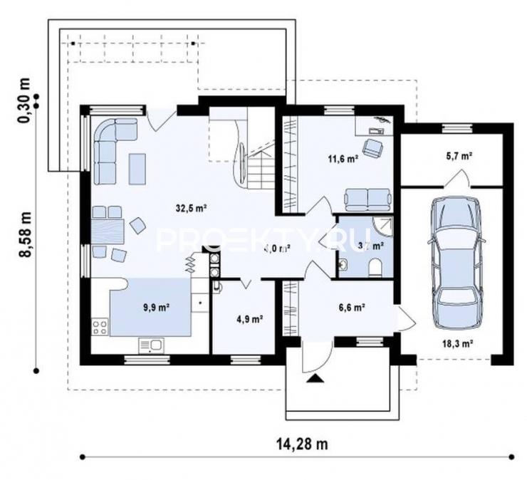 План проекта Z127