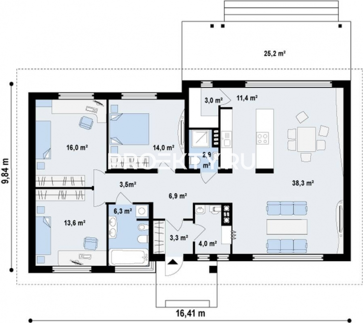 План проекта Z140